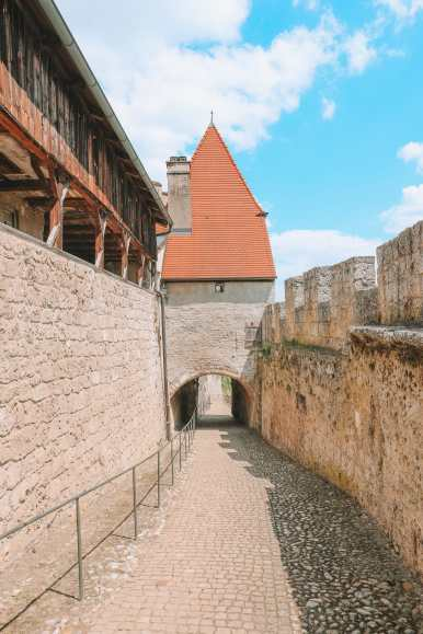 Burghausen Castle - The Longest Castle In The Entire World! (72)