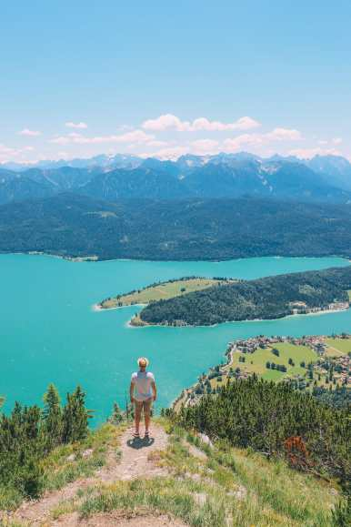 Walchensee - One Of The Most Beautiful Views In The Alps Of Germany (...And It's Got A Beach Too!) (5)