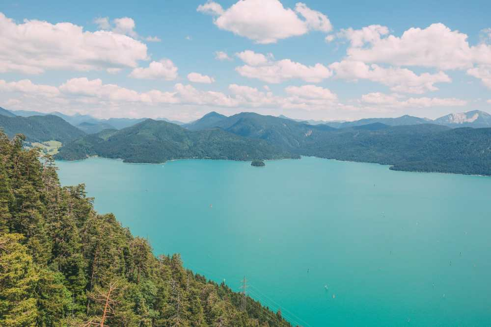 Walchensee - One Of The Most Beautiful Views In The Alps Of Germany (...And It's Got A Beach Too!) (17)