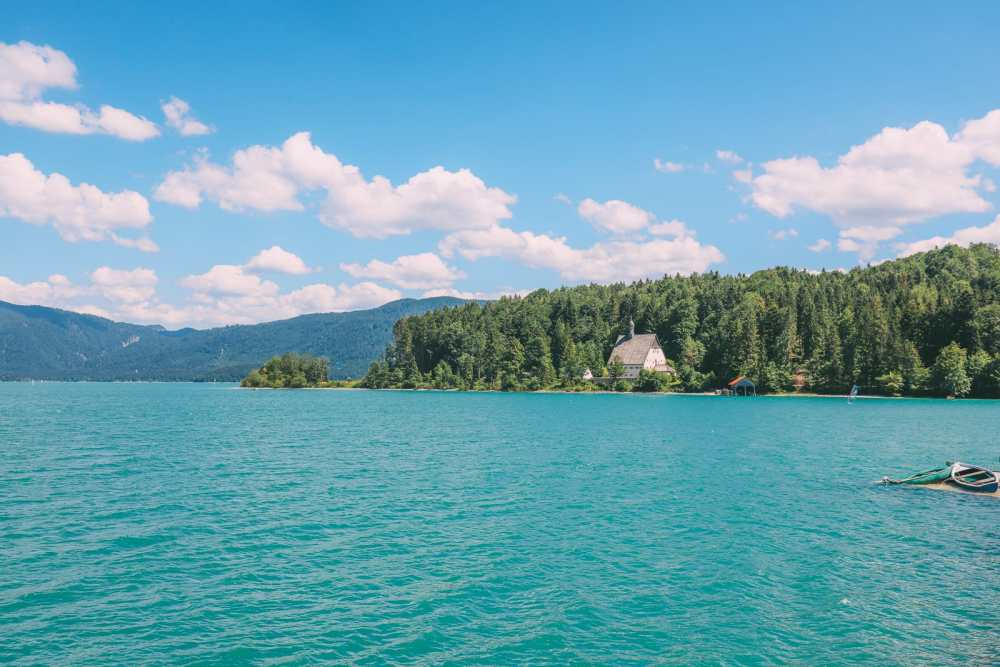 Walchensee - One Of The Most Beautiful Views In The Alps Of Germany (...And It's Got A Beach Too!) (23)