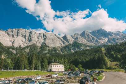 Zugspitze And Eibsee - The Tallest Mountain And One Of The Most Beautiful Lakes In Germany! (20)