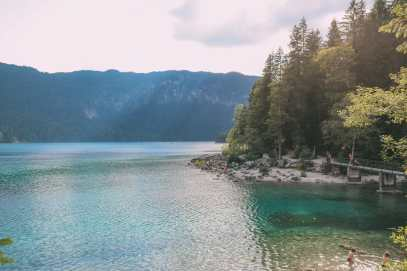 Zugspitze And Eibsee - The Tallest Mountain And One Of The Most Beautiful Lakes In Germany! (22)