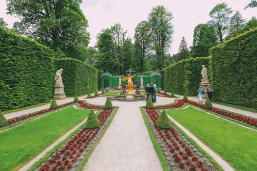 Linderhof Palace - The Small But Absolutely Gorgeous Palace In Germany You Have To Visit! (3)