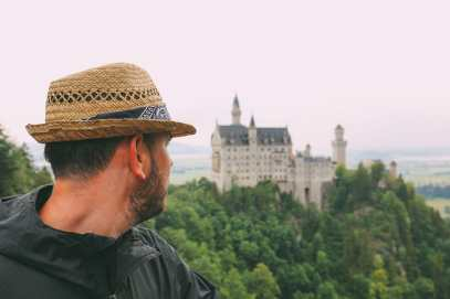 Neuschwanstein Castle - The Most Beautiful Fairytale Castle In Germany You Definitely Have To Visit! (24)