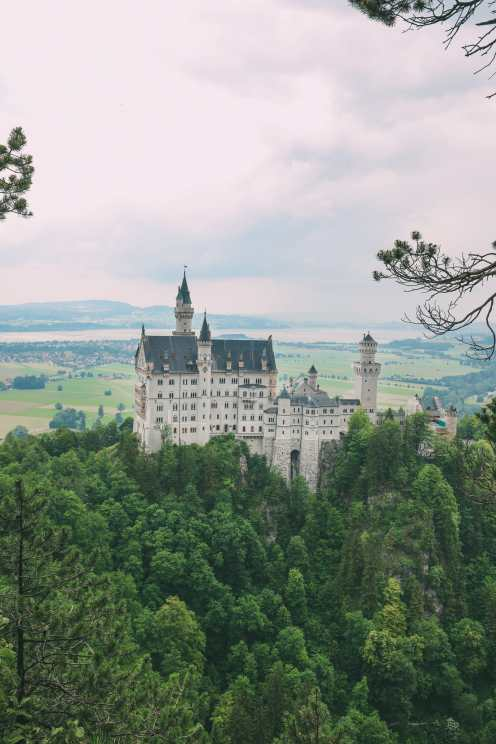 Neuschwanstein Castle - The Most Beautiful Fairytale Castle In Germany You Definitely Have To Visit! (25)