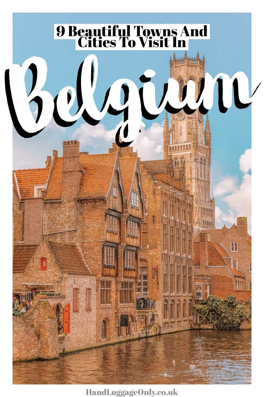 Town And Cities In Belgium To Visit (1)