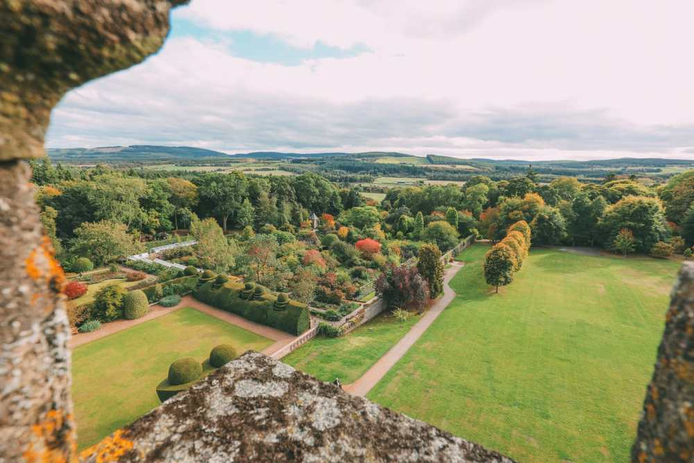 Taking A Step Back Into Ancient Scotland At Crathes Castle (33)