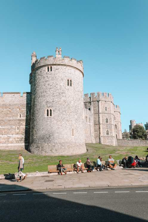 An Afternoon In Windsor Castle... (Plus, 10 Things To Know Before You Visit Windsor Castle). (6)