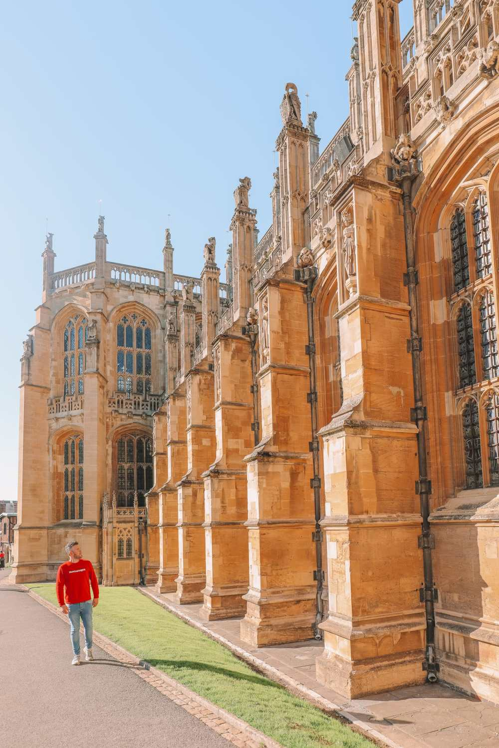 An Afternoon In Windsor Castle... (Plus, 10 Things To Know Before You Visit Windsor Castle). (16)