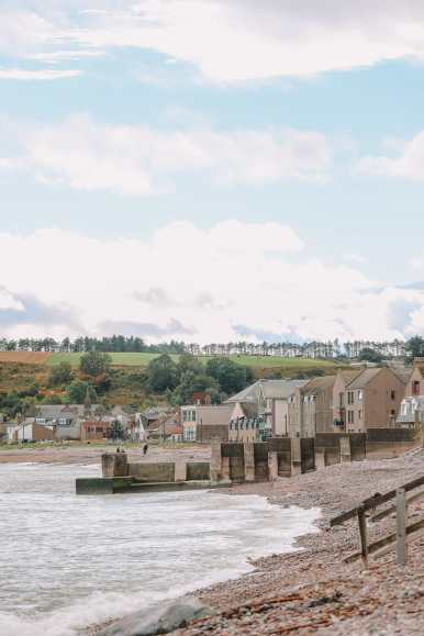 Exploring The Ancient Dunnottar Castle... In Stonehaven, Scotland (2)