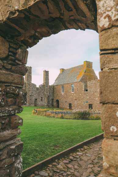 Exploring The Ancient Dunnottar Castle... In Stonehaven, Scotland (31)