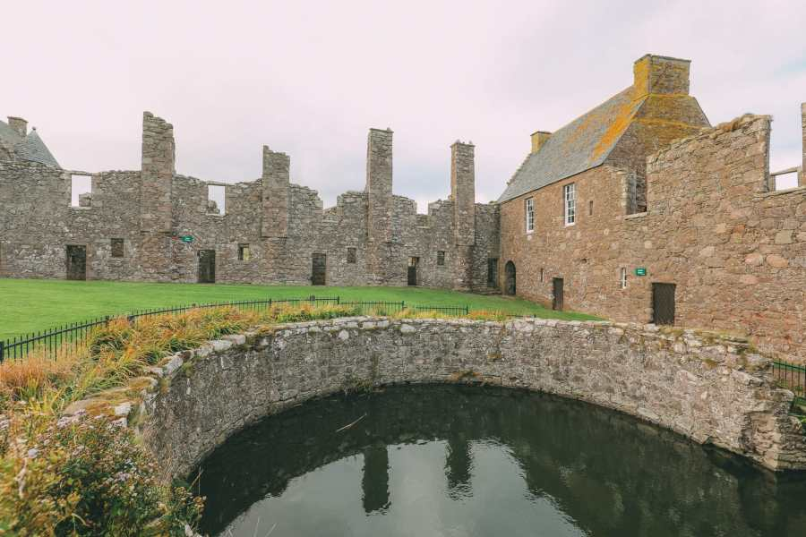 Exploring The Ancient Dunnottar Castle... In Stonehaven, Scotland (33)