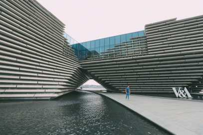 Discovering Two Scottish Gems - The V&A Dundee And The Magnificent Glamis Castle (5)