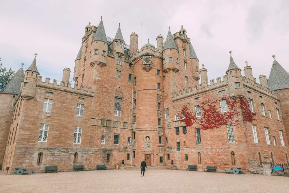 Discovering Two Scottish Gems - The V&A Dundee And The Magnificent Glamis Castle (27)