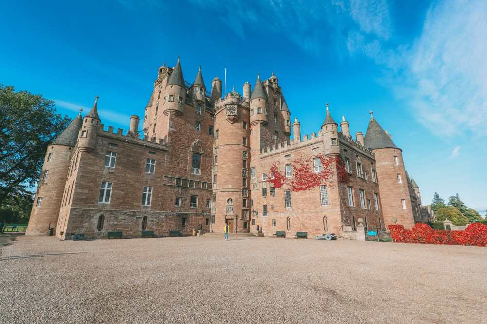 Discovering Two Scottish Gems - The V&A Dundee And The Magnificent Glamis Castle (33)