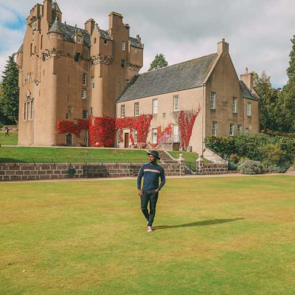 Taking A Step Back Into Ancient Scotland At Crathes Castle (10)