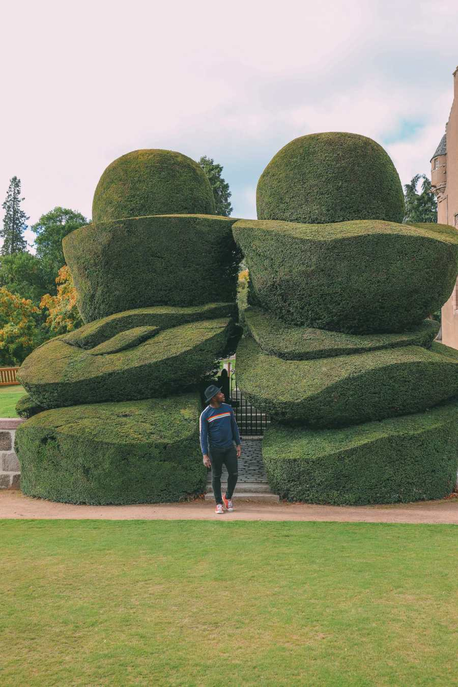 Taking A Step Back Into Ancient Scotland At Crathes Castle (11)