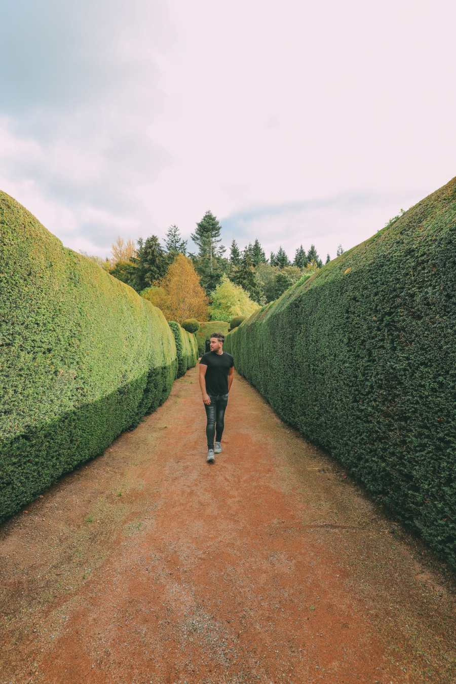 Taking A Step Back Into Ancient Scotland At Crathes Castle (14)