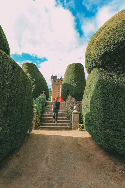 Taking A Step Back Into Ancient Scotland At Crathes Castle (15)