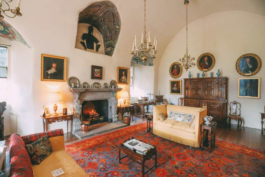 Taking A Step Back Into Ancient Scotland At Crathes Castle (23)