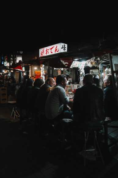 The Aru Ressha Sweet Train, Pretty Little Mamedamachi And A Night In Fukuoka, Japan (66)