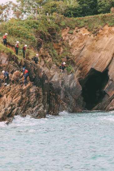 The Absolutely Dramatic Coastline Of Devon, England (3)