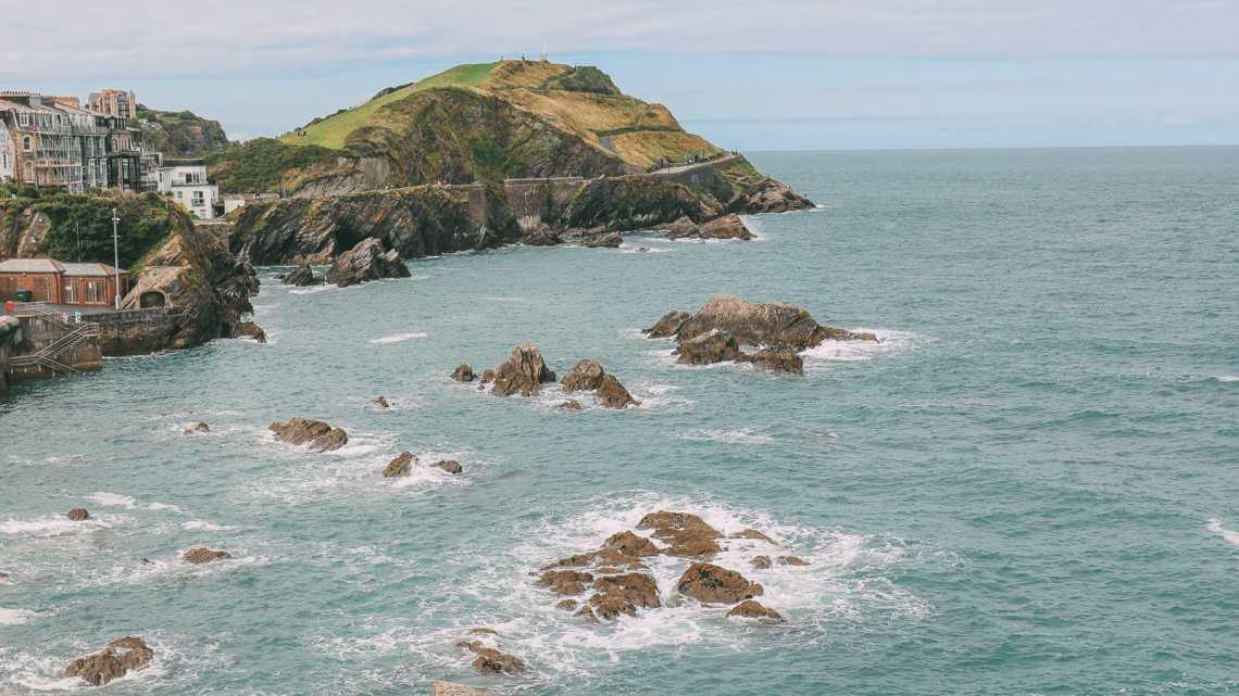 The Absolutely Dramatic Coastline Of Devon, England (7)