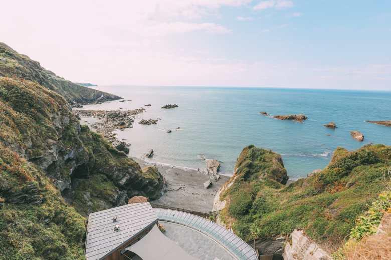 The Absolutely Dramatic Coastline Of Devon, England (27)