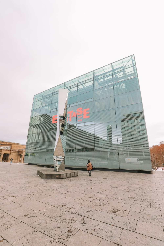 Exploring Stuttgart, Germany (1)