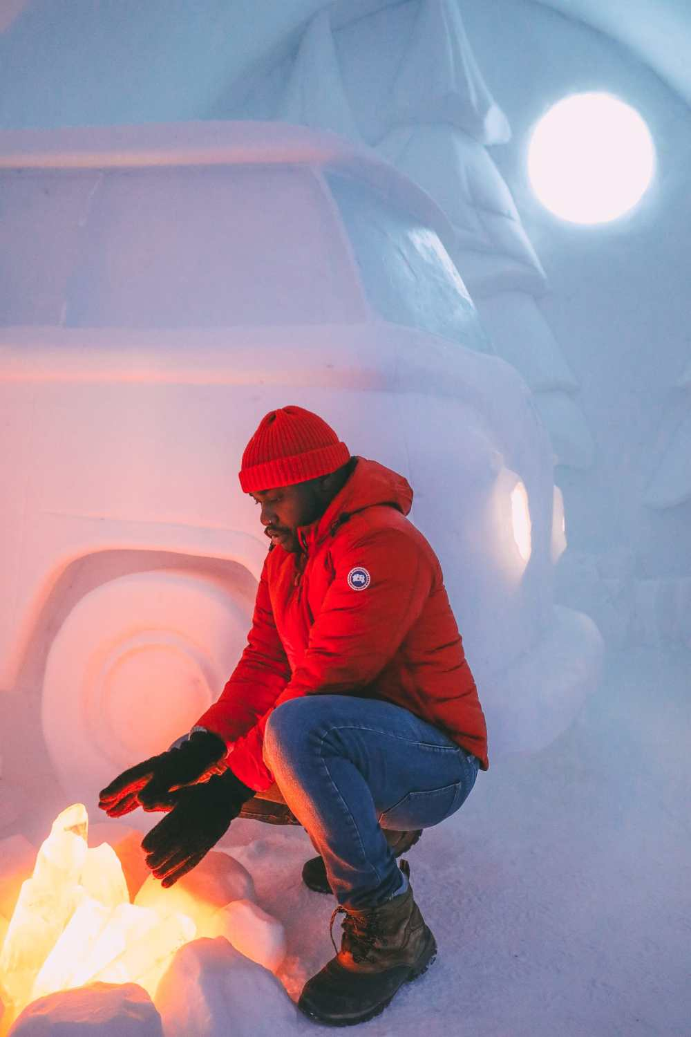 Here's What The ICEHOTEL Looks Like Inside (64)