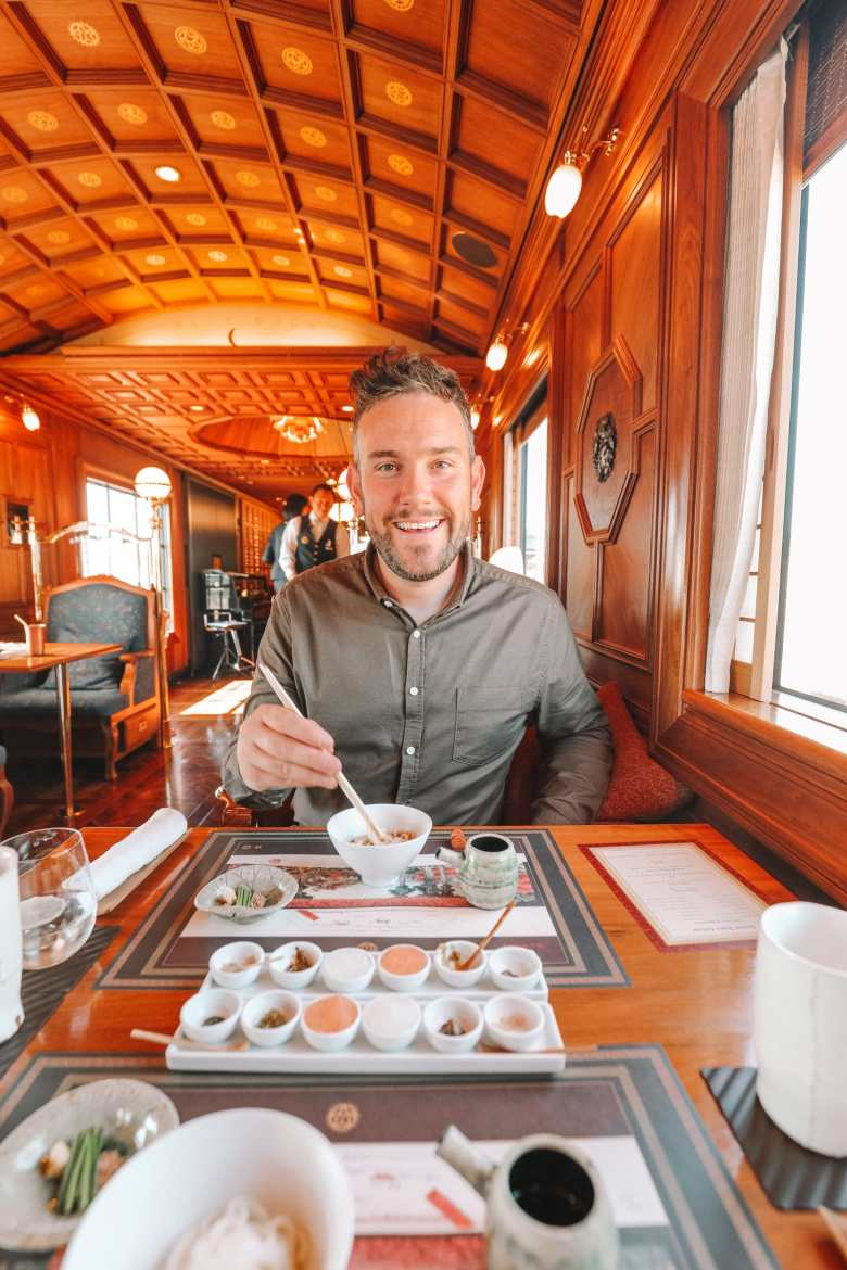 Seven Stars In Kyushu - One Of The Most Luxurious Train Journeys In The World (22)