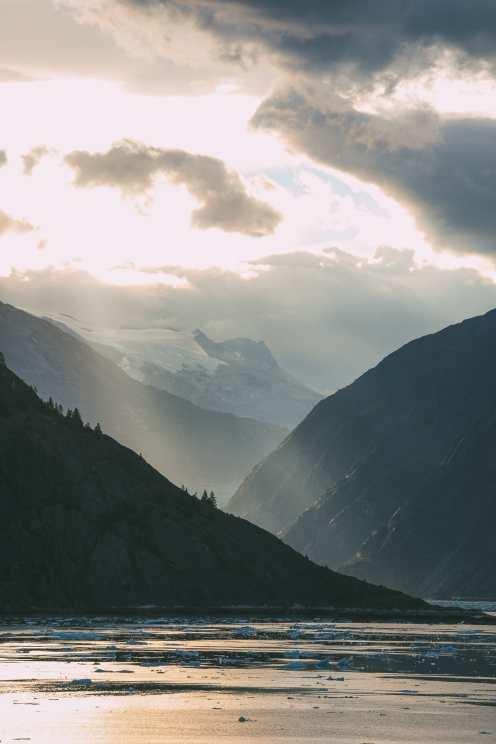 Sailing The Impressive Tracy Arm And Endicott Arm Fjord To The Dawes Glacier, Alaska (17)