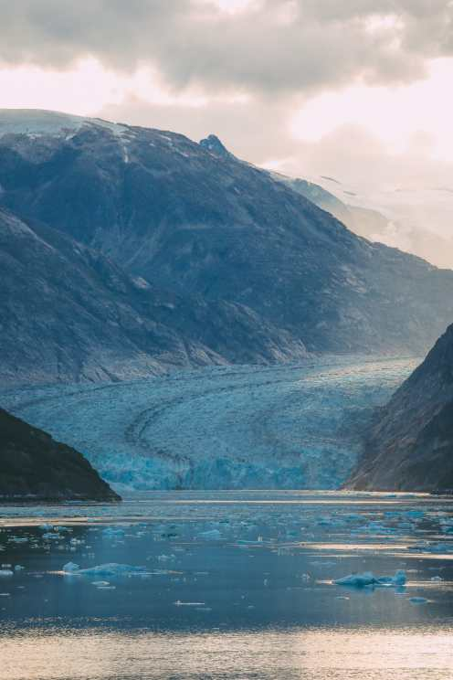 Sailing The Impressive Tracy Arm And Endicott Arm Fjord To The Dawes Glacier, Alaska (20)