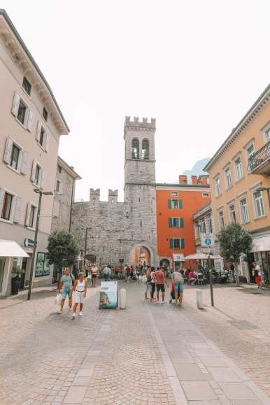 A Day By Lake Garda... In Trentino, Italy (32)
