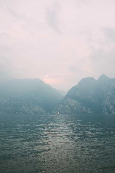 A Day By Lake Garda... In Trentino, Italy (46)