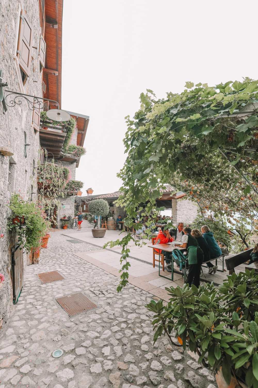 The Beautiful Lago Di Tenno, Cascate Del Varone And Completing A Via Ferrata In Lake Garda, Italy (4)