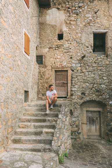 The Beautiful Lago Di Tenno, Cascate Del Varone And Completing A Via Ferrata In Lake Garda, Italy (19)