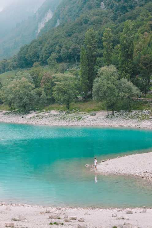 The Beautiful Lago Di Tenno, Cascate Del Varone And Completing A Via Ferrata In Lake Garda, Italy (22)