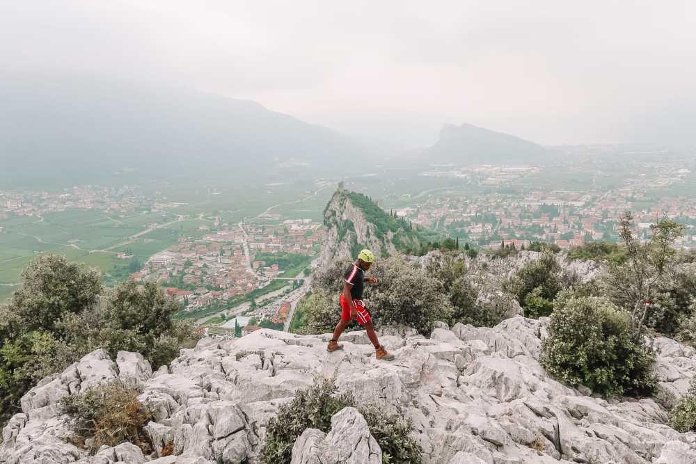 The Beautiful Lago Di Tenno, Cascate Del Varone And Completing A Via Ferrata In Lake Garda, Italy (59)