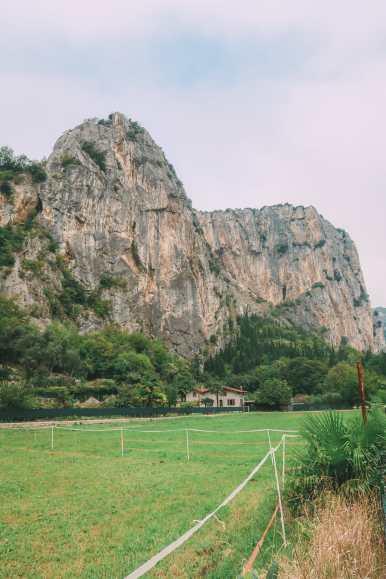 The Beautiful Lago Di Tenno, Cascate Del Varone And Completing A Via Ferrata In Lake Garda, Italy (68)