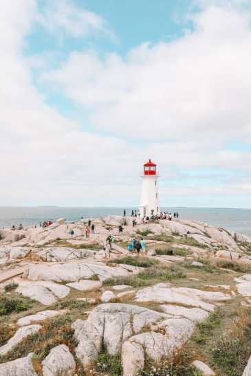 From Halifax To Peggy's Cove And Lunenberg... In Nova Scotia, Canada (23)