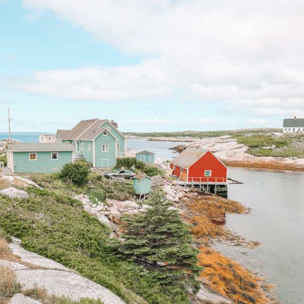 From Halifax To Peggy's Cove And Lunenberg... In Nova Scotia, Canada (27)
