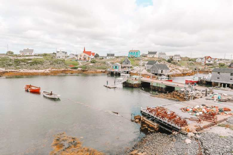 From Halifax To Peggy's Cove And Lunenberg... In Nova Scotia, Canada (28)