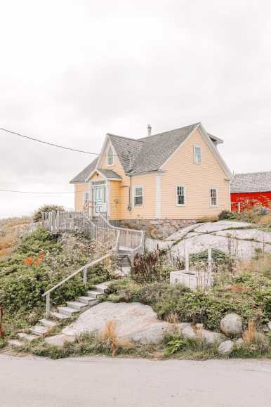 From Halifax To Peggy's Cove And Lunenberg... In Nova Scotia, Canada (29)
