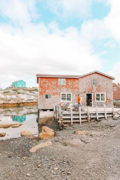 From Halifax To Peggy's Cove And Lunenberg... In Nova Scotia, Canada (32)
