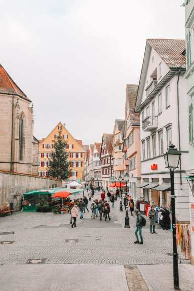 The Colourful Ancient City Of Tubingen, Germany (8)