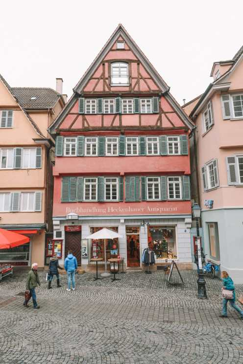 The Colourful Ancient City Of Tubingen, Germany (11)