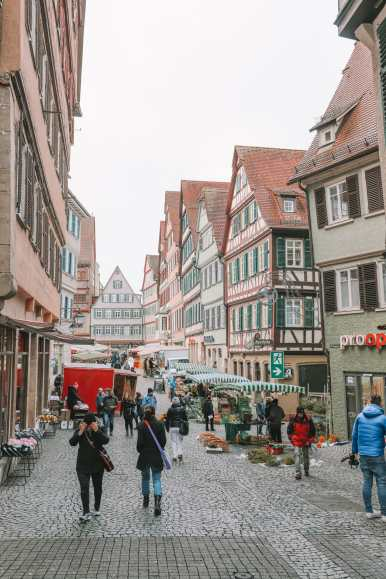 The Colourful Ancient City Of Tubingen, Germany (20)