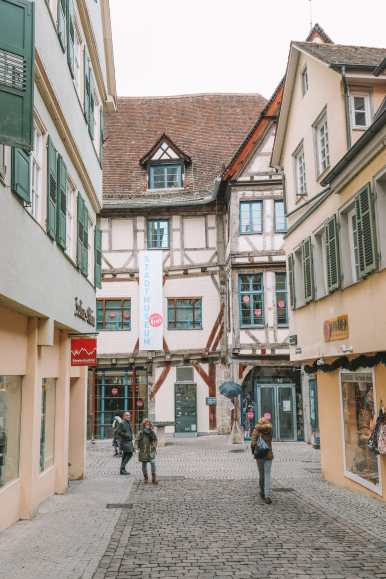 The Colourful Ancient City Of Tubingen, Germany (46)