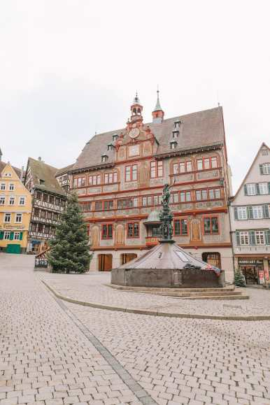 The Colourful Ancient City Of Tubingen, Germany (51)